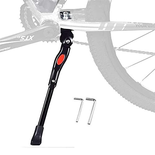 """Bicicletas Pata de Cabra, Ajustable aleación de Aluminio de Bicicletas Lateral Soporte de Apoyo Generalmente 22 """"24"""" 26"""" 27,5' Bicicleta de montaña Bicicleta de Carretera / / BMX/MTB/Bici de la Ci"""