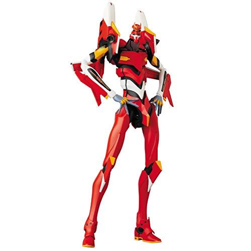 Figura Evangelion 2.0 de 19 cm. Neon Genesis Evangelion. MAFEX. Medicom