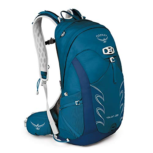 Osprey Talon 22 Men's Hiking Pack - Ultramarine Blue (S/M)