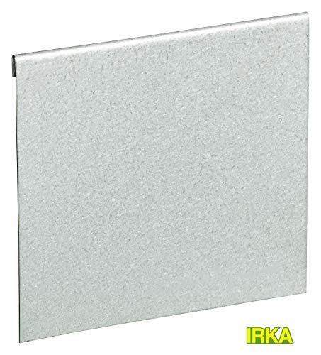 IRKA Verbinder Alu/Zink für Rasenkantenband 15 cm
