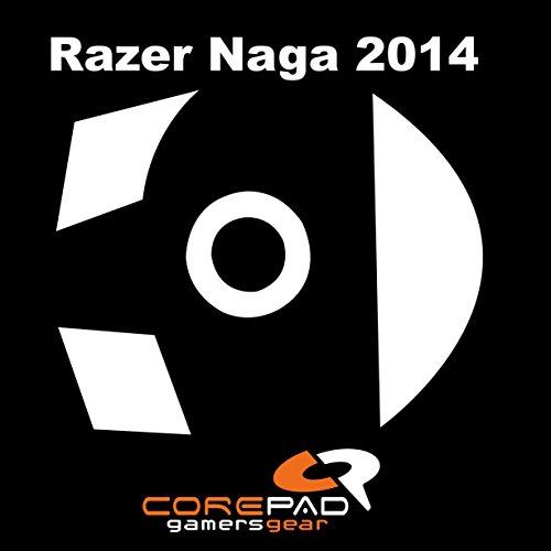 CorePad Skatez PRO 90 Mouse-Feet Razer Naga 2014 / Naga Chroma