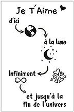 Message D ́amour: Carnet De Notes - Cadeau Idéal Et Original Pour Exprimer Un Message D´amour à Sa Femme, Son Mari, Pour Homme, Femme (French Edition)
