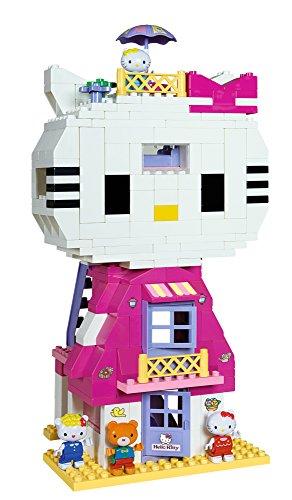 BIG 57048 - PlayBIG Bloxx Hello Kitty Katzenhaus