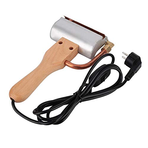 Eléctrica Miel - extractor de miel de cuchillos eléctrico apicultura raspado caliente abeja de alimentación (220V UE)