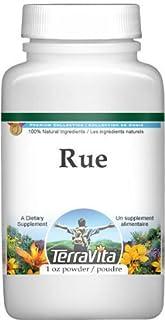 Rue (Ruta Graveolens) Powder (1 oz, ZIN: 513676) - 2 Pack