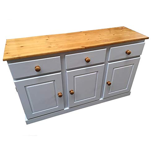 Wye Valley Pine Blue Sideboard