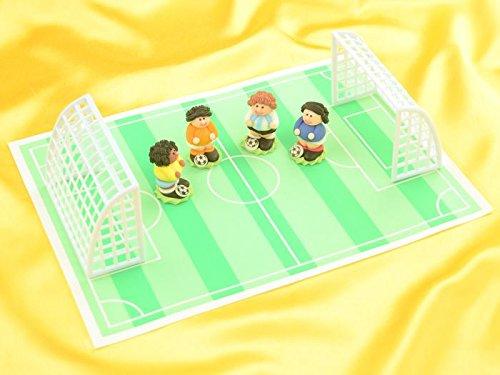 Dekorationsset Fußball 7-teilig