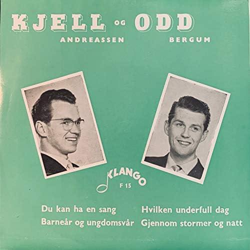 Kjell Andreassen & Odd Bergum