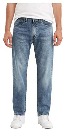 Levi's Herren 505 Regular Fit Jeans, Blue Comet Dusk-Elasticizzato, 29W x 30L