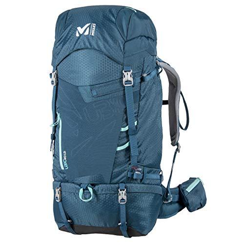 Millet – Ubic 40W – Sac à Dos de Montagne pour Femme – Équipement pour Randonnée et Trekking – Volume 40 L – Couleur : Emerald Backbone Y