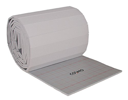 COSMO WT-Dämmrolle Tacker-System 30mm C 2 WLG 040 je 10 qm
