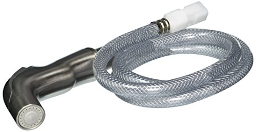 Peerless RP70234SS Side Spray Hose Assembly and Spray Support, Stainless