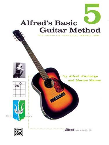 Alfred's Basic Guitar Methods Book, Vol. 5