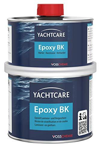 Yachtcare Epoxy BK - Lösemittelfreies Laminier- und Vergussharz auf Epoxid-Basis
