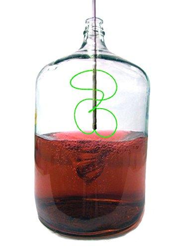 Clean Bottle Express 8D-G21Y-SRPZ Wine/Beer DeGasser
