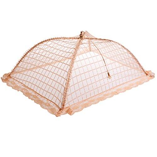Wuyue Hua calidad para paraguas de la tienda de campaña, y plegable al aire libre Picnic alimentos cubiertas de malla