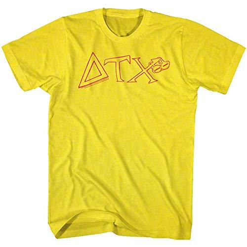 T-shirt Animal House - Toget XXL - Jaune
