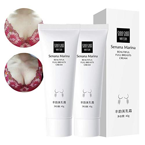 Breast Cream Firming Breast Enlargement Cream for Bigger, Fuller Breasts Lifts Your Boobs Massage Breast Firming Tightening Big Boobs Bigger Bust for Women