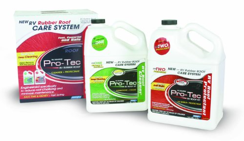 Camco 41451 Pro-Tec Rubber Roof Care System