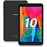 Tablet 8 Inch, Android 10.0, Winnovo M8, Quad Core Processor, 32GB ROM, HD IPS Display, WiFi/BT/GPS(Black)