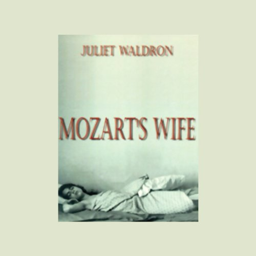 Mozart's Wife audiobook cover art