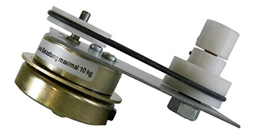 Kunsthandwerkstube Pyramidenmotor Mörz 220 V 3 U / min Belastung 10 kg