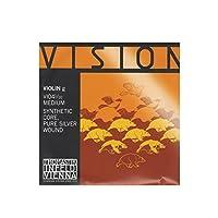 Vision ヴィジョン バイオリン弦 G線 シルバー巻 VI04 1/10