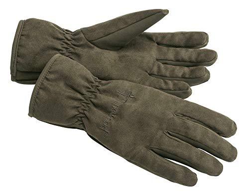 Pinewood 1501 Extrem Suede Padded Handschuh Wildlederbraun(244) 11