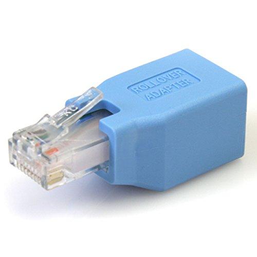 Startech.Com Adatattore Cavo con Sole Cisco per Cavo Ethernet Rj45 M/F