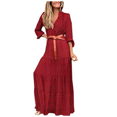 Robe Femme Robe de Plage Imprimée Manches Courtes Bohème Col O Robe Mini