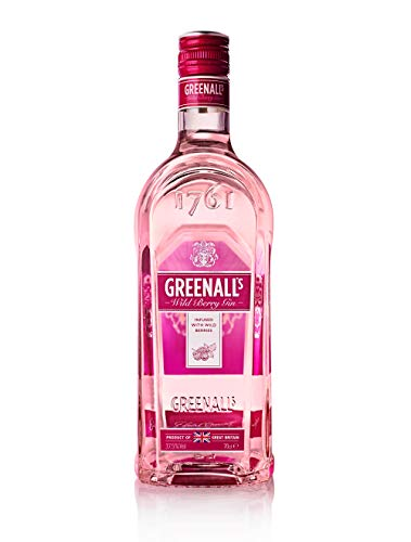 Gin Greenalls Wild Berry 76 cl