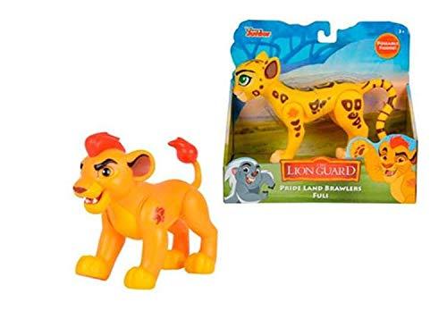 The Lion Guard Figura articulada Simba LA Guardia del LEÓN ( FULI O Kion ) 20cmx13cm