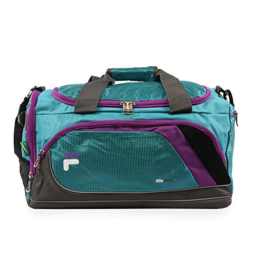 Fila Advantage 19' Sport Duffel Bag, Teal