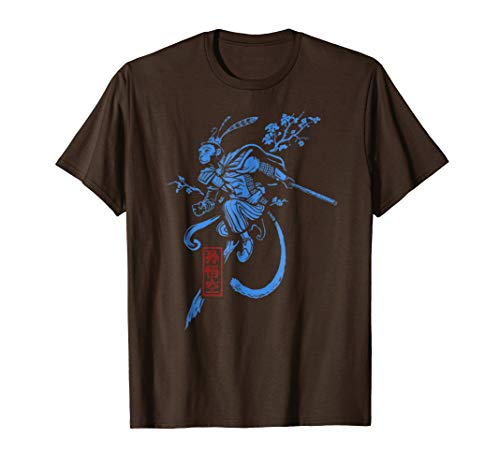 Shirt.Woot: Sun Wukong (The Monkey King) T-Shirt