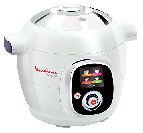 Moulinex Multicuiseur Intelligent Cookeo 6L 6...