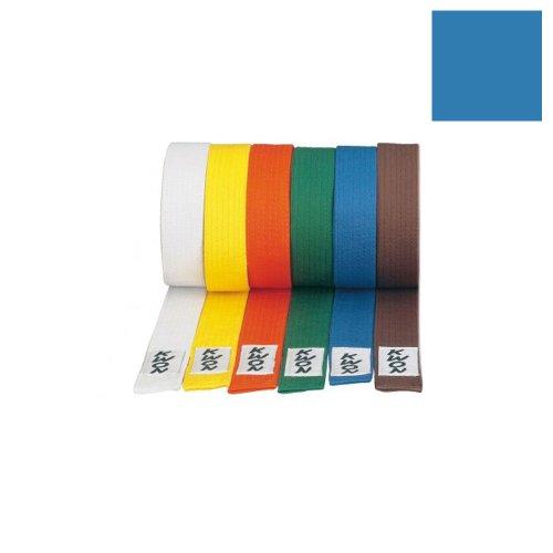 Kwon® 2023 Pantalon de karaté en coton, env. 227 g, bleu, 260 cm