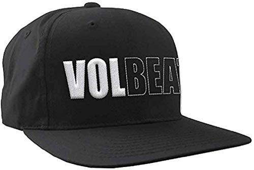 for-collectors-only Volbeat Cap Original Logo Mütze Schirmmütze Basecap Baseball Kappe Snapback