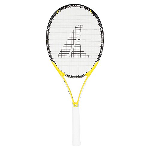 Pro Kennex Kinetic KI 5 280 Tennisschläger, schwarz, 1