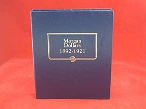 Morgan Dollars Vol. II 1892-1921 9129 Whitman New Album