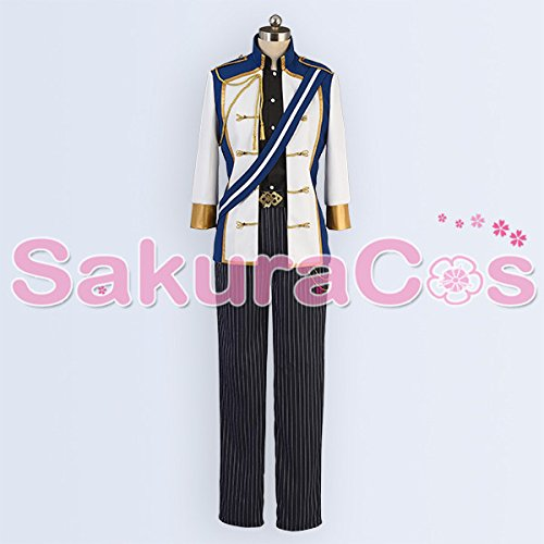 『【SAKURA】 あんさんぶるスターズ! Knights 瀬名泉 コスプレ衣装女性XL』の1枚目の画像