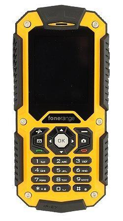 foneranger 坚固 128 坚韧英国 SIM-Free 手机 - 黄色