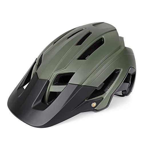 Nochicass Erwachsener Fahrradhelm Fahrradhelm für Erwachsene Damen und Herren Verstellbare Größe Leichter Helm