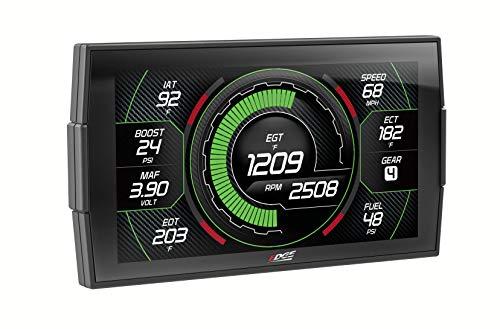 POWERTEQ Edge Products Evolution CTS3 GM Diesel Digital Gauge Tuner 85400-200