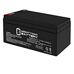 ML3-12 SLA is a 12V 3AH Sealed Lead Acid (SLA) rechargeable maintenance free battery. SLA / AGM spill proof battery has a characteristic of high discharge rate, wide operating temperatures, long service life and deep discharge recover. Rechargeable b...