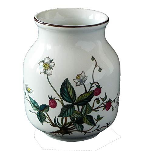 Villeroy & Boch Botanica Kleine Blumenvase - Fragaria vesca mit Wurzel