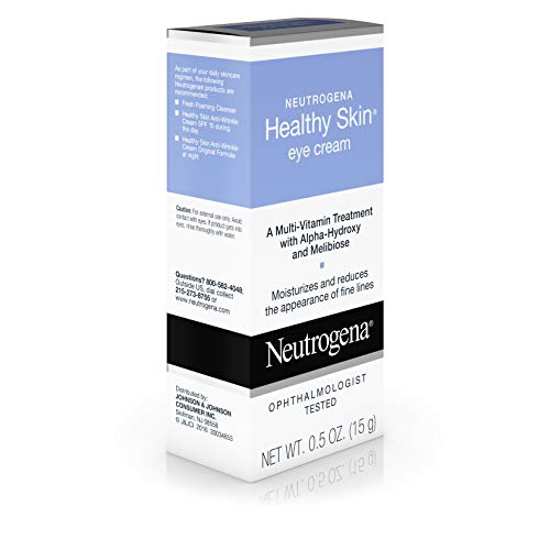 41kL4dwi40L - Neutrogena Healthy Skin Eye Firming Cream with Alpha Hydroxy Acid, Vitamin A & Vitamin B5 - Eye Cream for Wrinkles with Glycerin, Glycolic Acid, Alpha Hydroxy, Vitamin A, Vitamin B5, Vitamin C, 0.5 oz