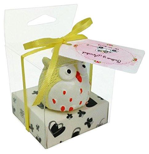 DISOK - Lote 10 Cajas Detalles BáLsamos Labiales - Cajitas, Cajas para Lip Gloss, balsamos de Labios