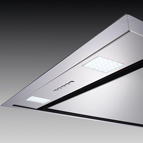 Falmec Stella De techo Acero inoxidable - Campana (45 dB, 65 dB, De techo, Acero inoxidable, Acero inoxidable, 2 W): Amazon.es: Hogar