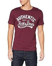 Jack & Jones Jjjeanswear Tee SS Crew Neck T-Shirt Homme