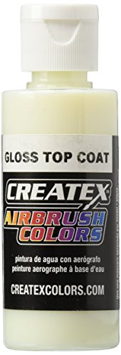 CREATEX Aérographe Colors 5604 Gloss Top Coat
